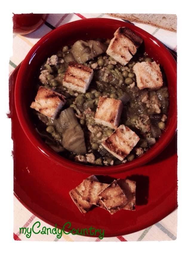Ricetta della Garmugia Lucchese ricette