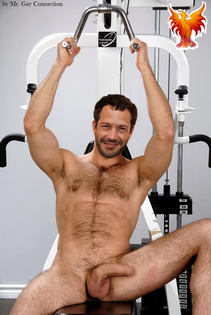 Joshua Bowman Naked Nude