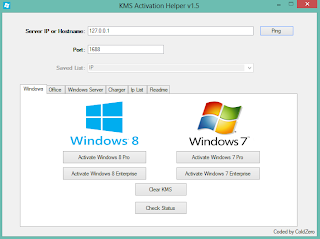 KMS Activation Helper v1.5