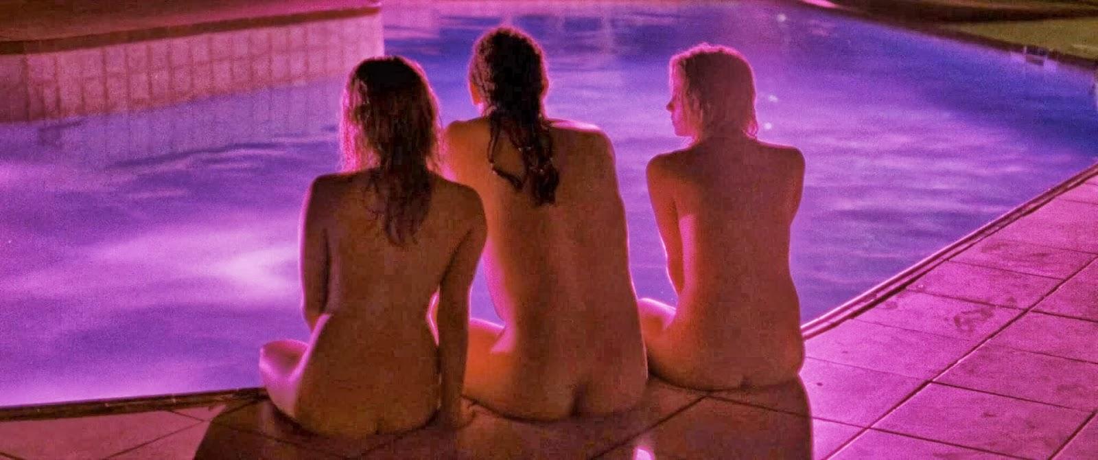 Ashley Benson Nude In Spring Breakers