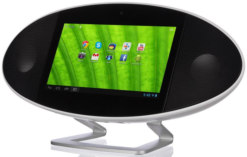 Интернет-радио и медиаплеер XORO HMT 390 на базе Android это музыка, информация и развлечения в Вашем доме