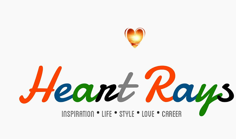 Heart Rays - Giving Out Light