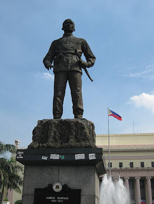 andres bonifacio should be our national hero Posts about andres bonifacio written  stands the dignified figure of andres bonifacio—national hero,  the same one that bonifacio and our forebears before us.