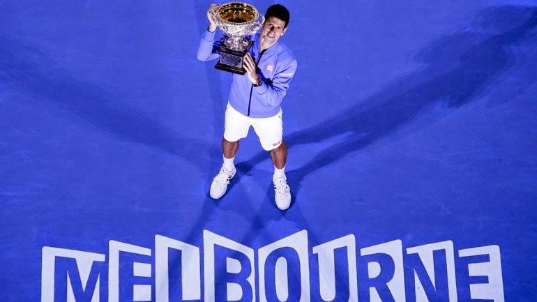 Djokovic, Murray, Abierto de Australia, Australian Open