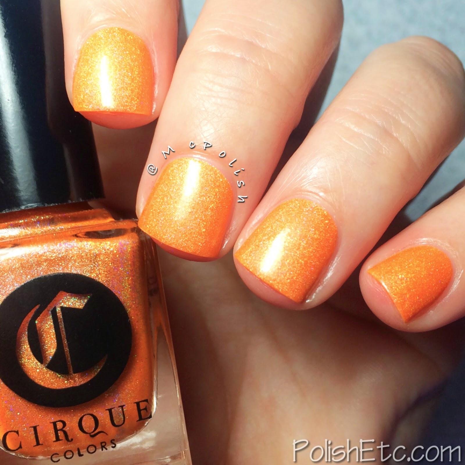 Cirque Colors - Magic Hour Collection Holos - McPolish - Sun Dog