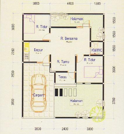 rumah tanah bali bagus rumah bagus asri nyaman minimalis