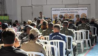 Após as provas, palestras também fizeram parte da programação do K9