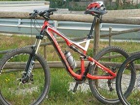 La bici de Ramon Pérez