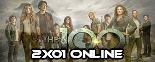 The 100 2x01 nueva temporada online