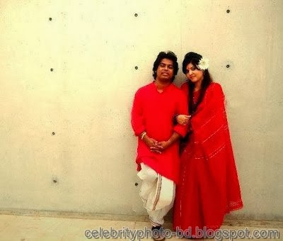 Director+Redoan+Rony+and+his+Girl+Friend+Prema+Together+Marriage+Picture003