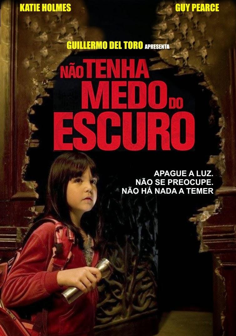 Não Tenha Medo do Escuro – Dublado (2010)