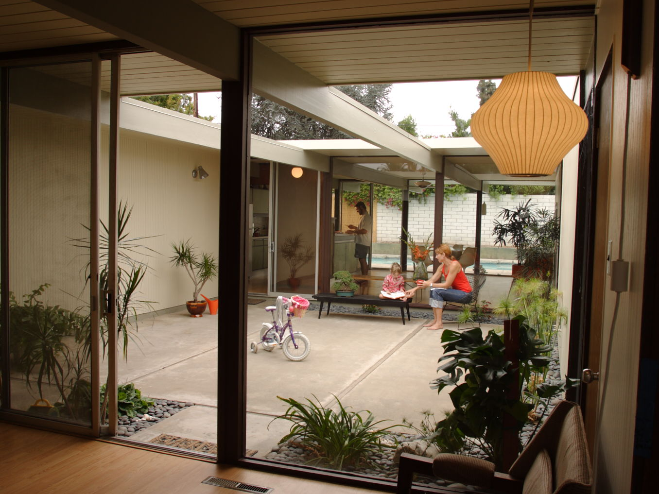 MidCentury Modern With Asian Influence Home On Pinterest
