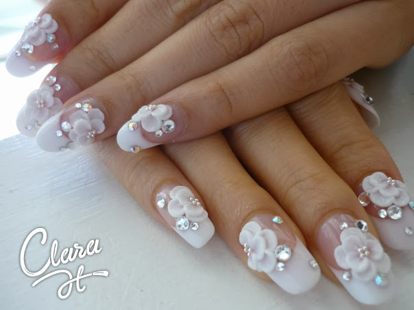 Creative Concepts Bride Nail Designs Pictures