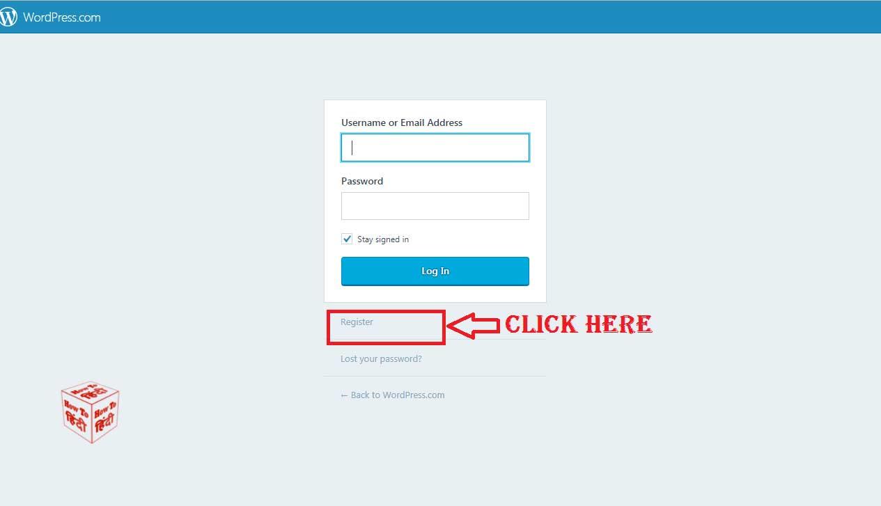 how to delete wordpress account