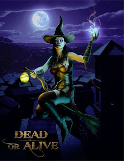 Artwork for Dead or Alive Halloween game 2013