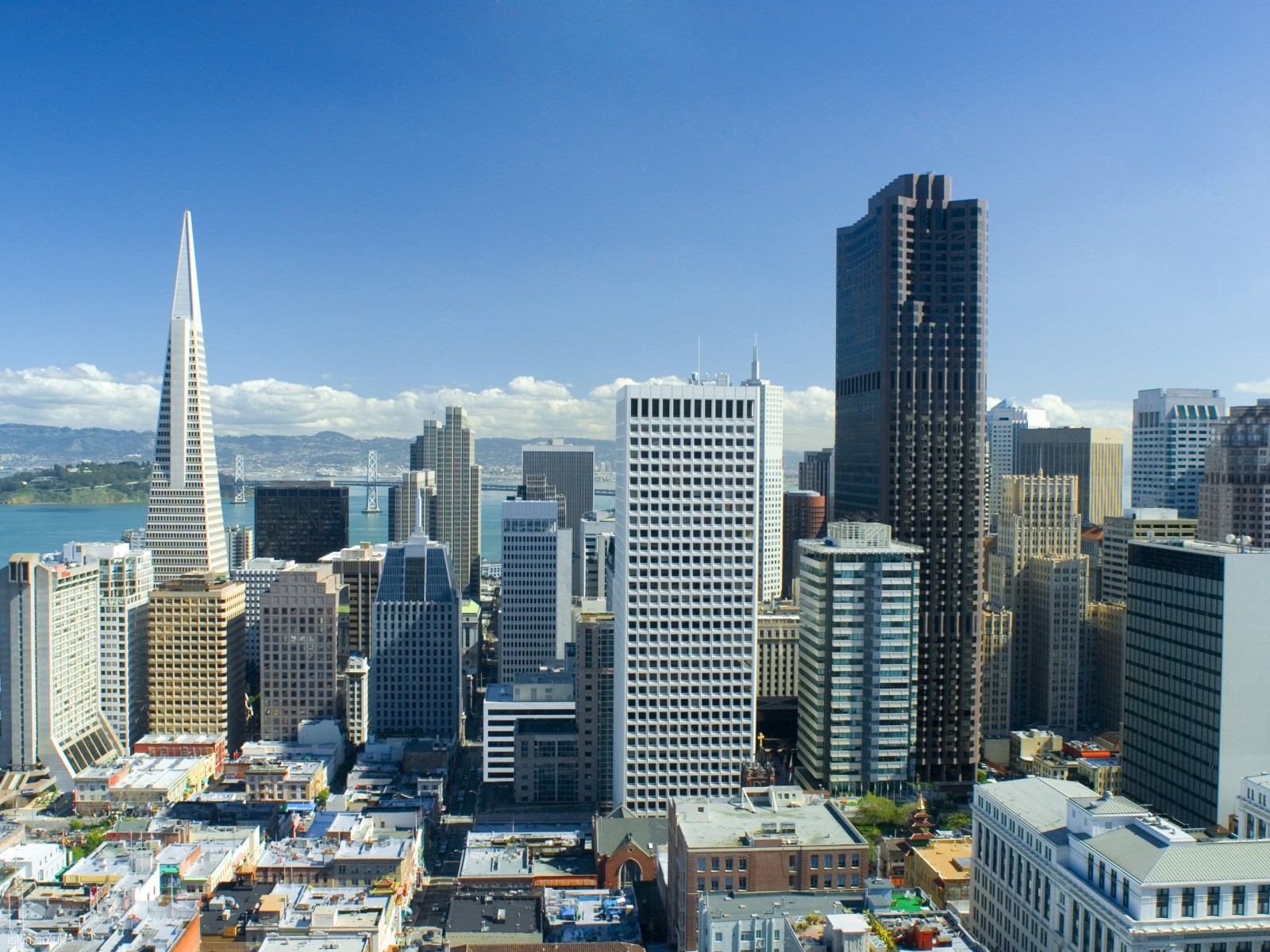 San Francisco The Popular City Of United States World