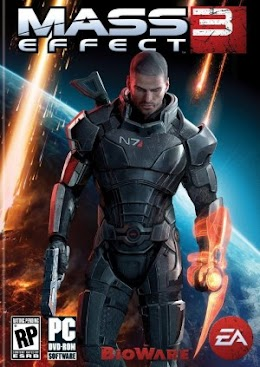 Mass Effect 3-RELOADED 13GB + Repack 6GB + Full Rip 3.77GB