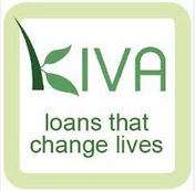 Change the world with me at Kiva!