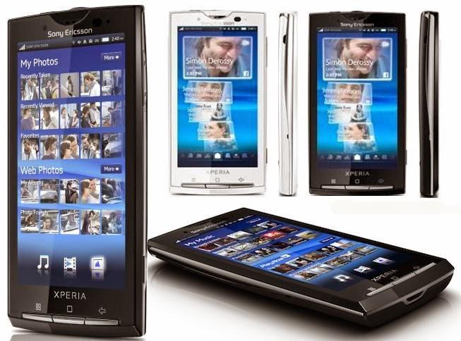 Spesifikasi Sony Xperia X10 Terbaru