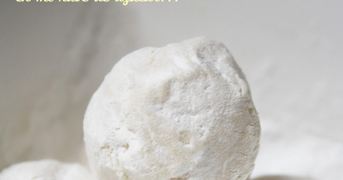 Baño Blanco De Limon:Trufas de chocolate blanco al aroma de limón ~ En mi nube de