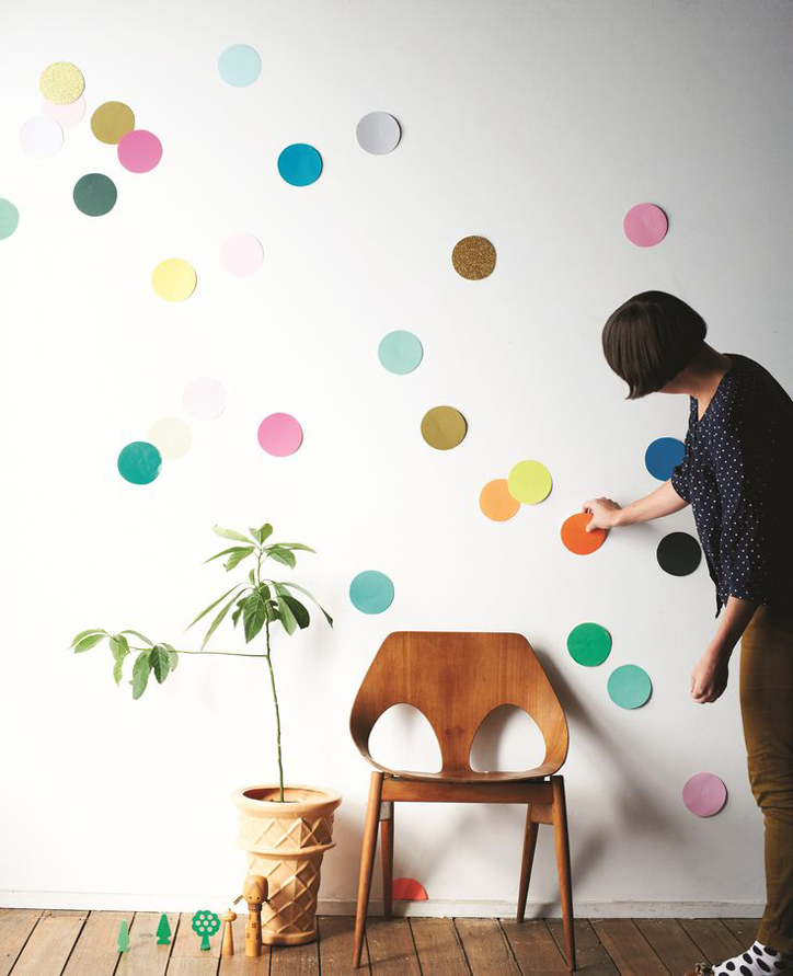 Party Animals Dots Decoration