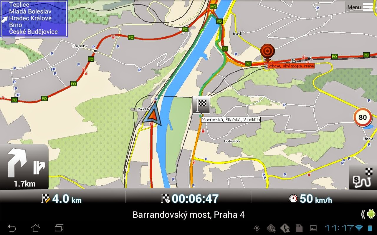 Phone Free Gps App For Android Phones android corner free gps navigation app for phones