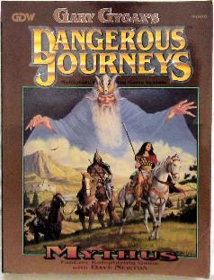 Gary Gygax Dangerous Journeys | RM.