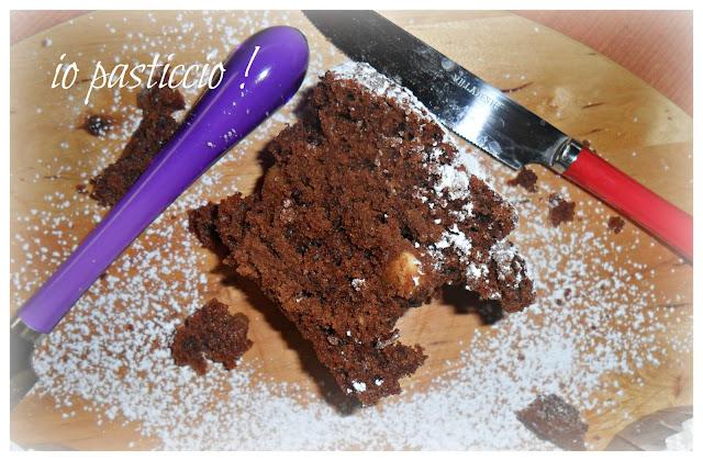 muffin al cioccolato , nocciole e miele