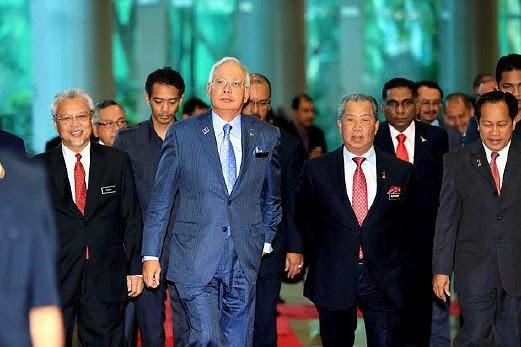 Perutusan Khas PM Tentang Perkembangan Ekonomi Semasa Kedudukan Kewangan Negara