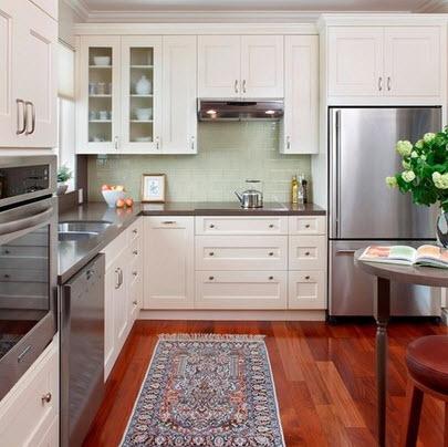 Dise os y tipos de pisos para cocina para que elijas el for Modelos de pisos de cocina