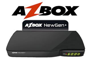 azbox - AZBOX NEWGEN + V2.33 PARA IKS PRIVADO ATUALIZAÇÃO- Azbox-newgen-%252B-HD-2