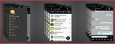 BBM Mod V9 versi 2.9.0.51 Apk