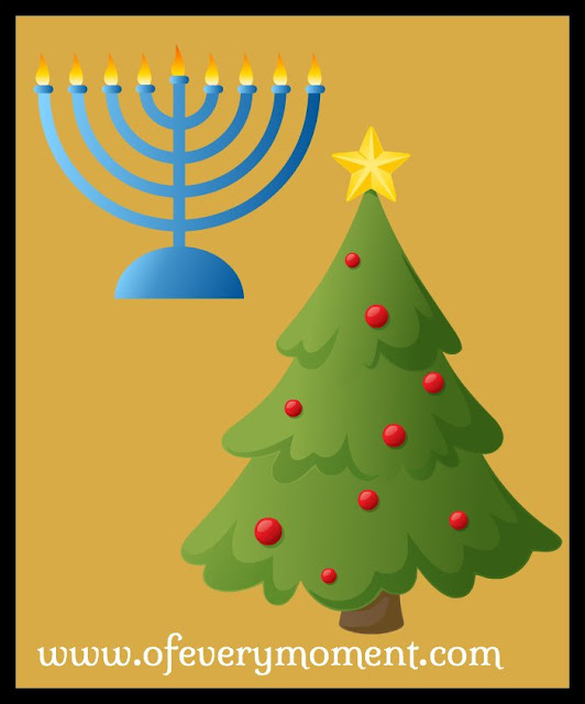 Christmas and Hanukkah