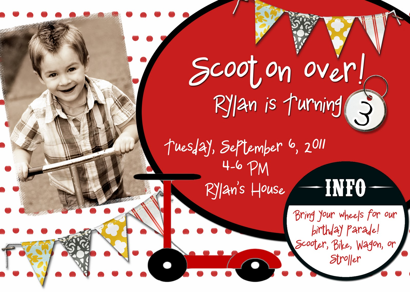 Ry+Scooter+Party+Invite.jpg 1,600×1,143 pixels | Brooklyn\'s Birthday ...