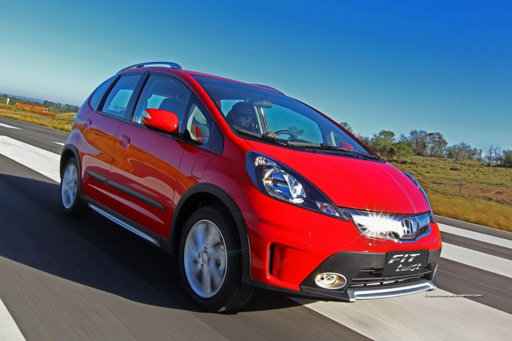 El nuevo Honda Fit 2014 se llamara Twist