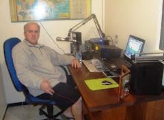 PP5TNT LUIZ em sua estação com o IC-718