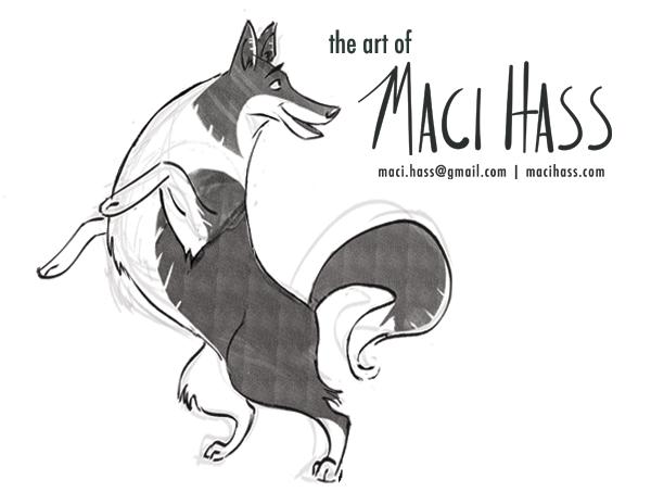 The Art of Maci Hass