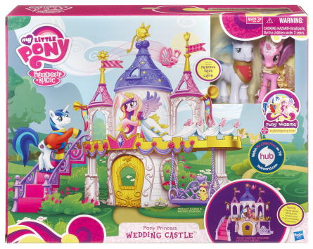 Re: Nuovo set per Princess Cadence?