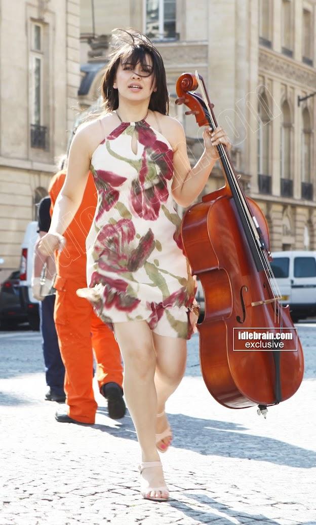 Hansika motwani Cello pics