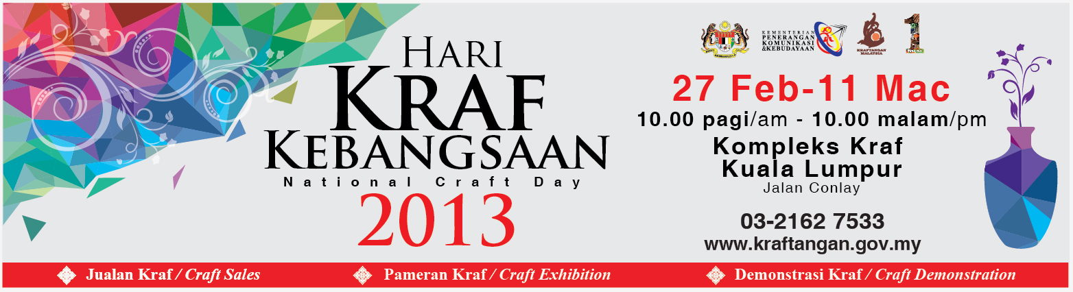 Logo Hari Kebangsaan 2013 | Joy Studio Design Gallery - Best Design