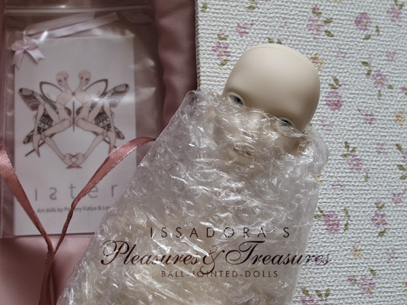 Popovy Sisters Dolls Magpie - my Prize in DoA Anniversary Couture Contest! Arrival%2BSDP%2BMagpie4