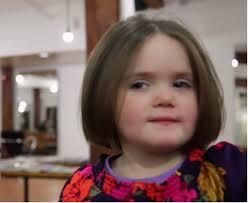 CURIOSIDAD: Niña de 3 años dona su cabello