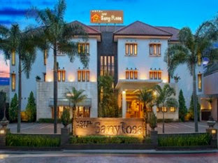 Hotel Hotel Bintang 3 Bandung - New Sany Rosa Hotel