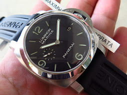 PANERAI - LUMINOR PAM 312 SERIAL 'K' - MINTS CONDITION