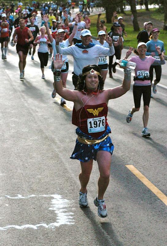 Wonder Woman Jason 100th Bay to Breakers