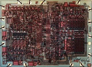 Sejarah Dan Pengertian Mikroprosesor