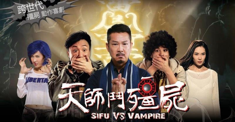 Ông Tôi Là Cương Thi - Sifu vs. Vampire (2014)