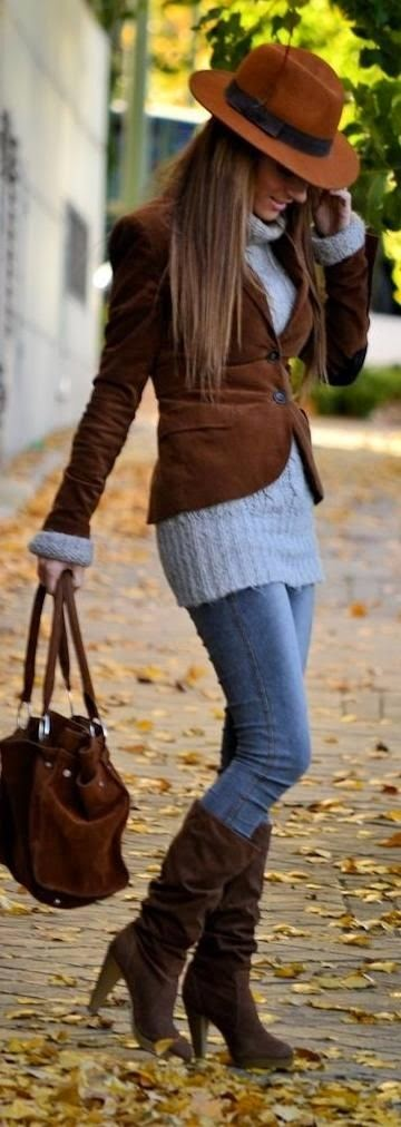 Top 5 Classic Fall Fashion