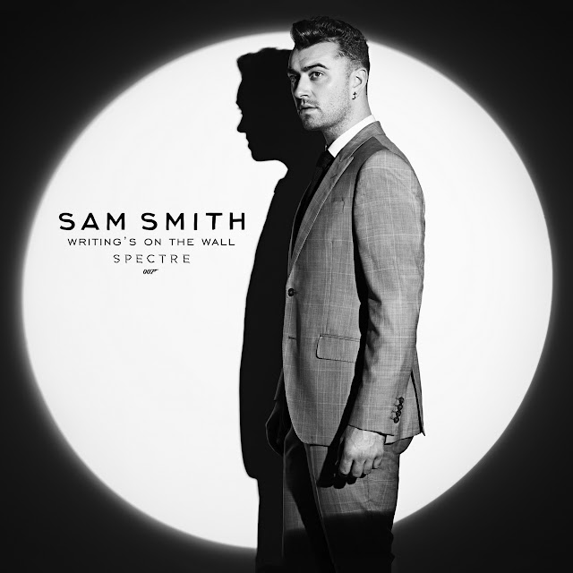 Sam Smith SPECTRE Theme song The Writings on The Wall Pack Shot