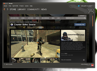 counter strike source Linux